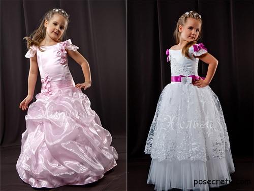 Выбираем детские платья правильно