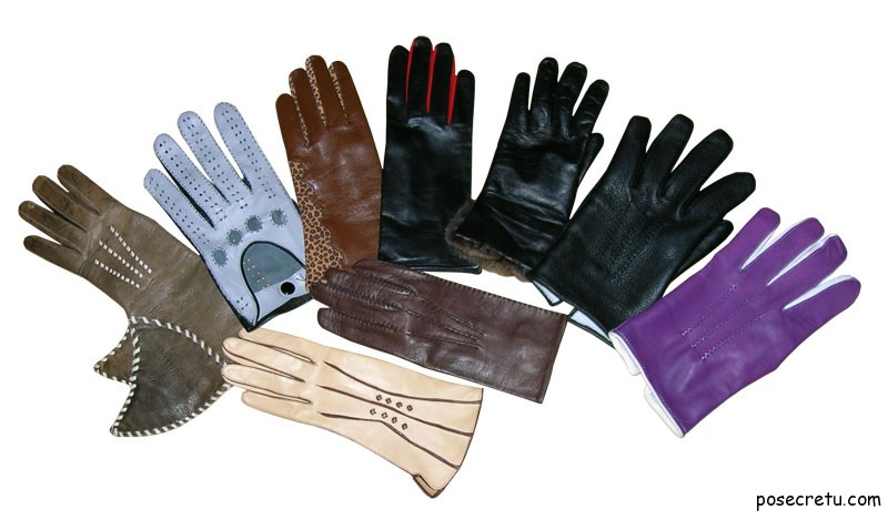 Выбираем зимние перчатки правильно