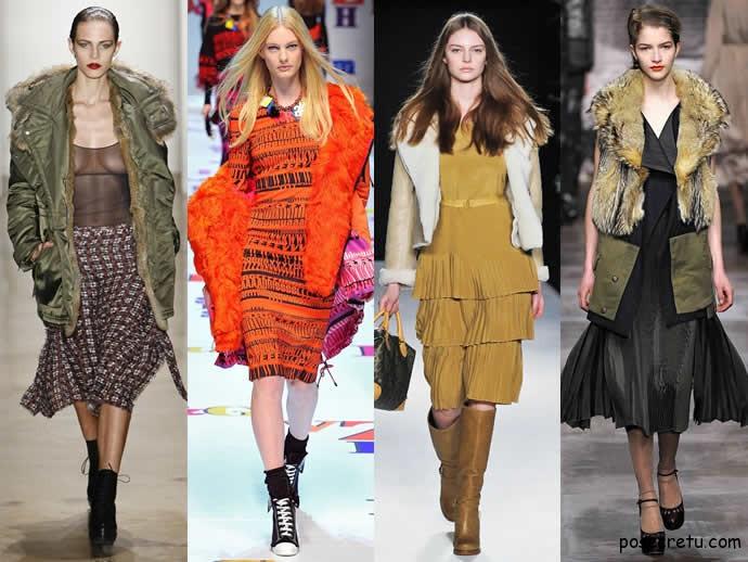 Выбираем модную женскую куртку на осень и зиму