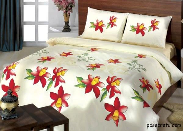 Выбираем постельное белье для спальни