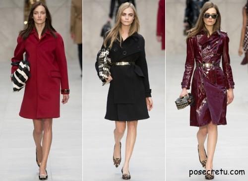 Выбор пальто нового сезона