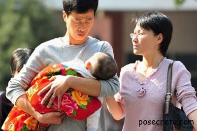 В Китае разрешат рожать семьям второго ребёнка