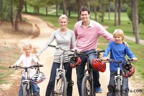 Готовимся к велопрогулке