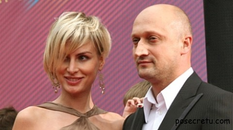 Гоша Куценко снова женился