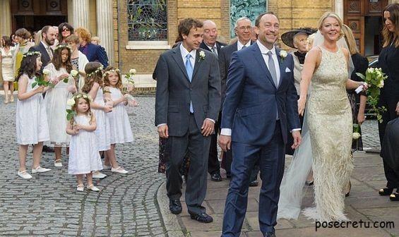 Джимми Уэйлс женится