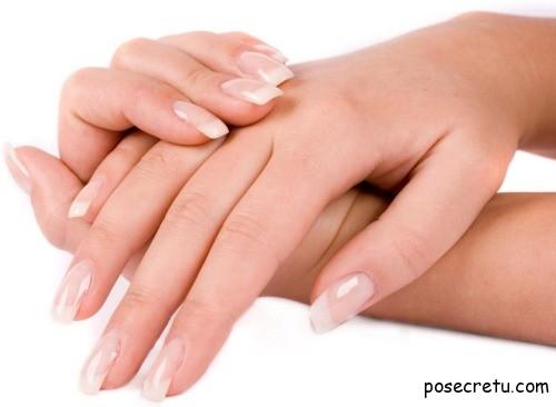 Забота о здоровье ногтей