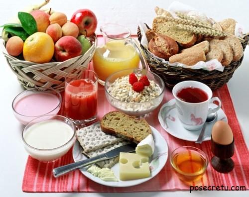 Идеальный завтрак и ужин