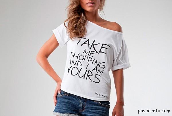 Идеи для создания стильных образов с обычной белой футболкой