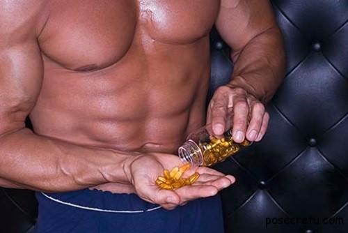 Какое спортивное питание принимать для роста мышц