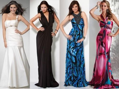 Как выбрать вечернее платье на свадьбу