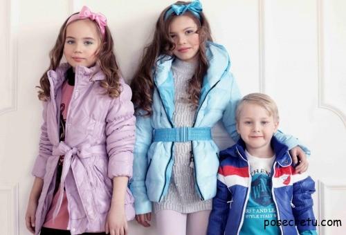 Как выбрать детскую верхнюю одежду