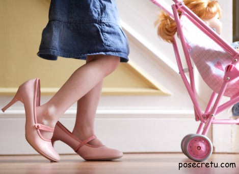 Как выбрать детскую обувь для малышей