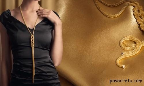Как выбрать золотое украшение