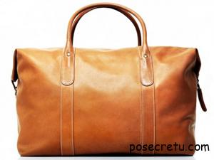 Как выбрать кожаную сумку
