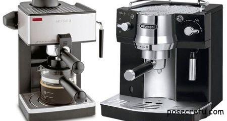 Как выбрать кофеварку эспрессо для дома