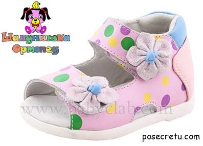 Как выбрать летнюю обувь для детей 2