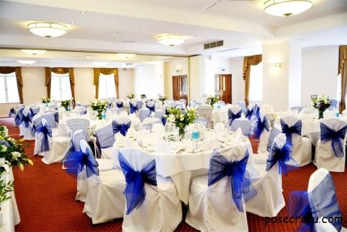 Как выбрать место для проведения свадебного банкета