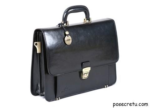 Как выбрать мужской портфель в подарок