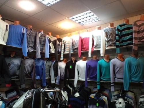 Как выбрать мужской свитер