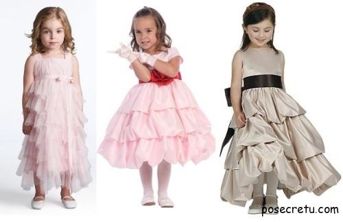 Как выбрать платье для девочек