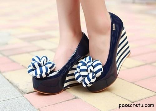 Как выбрать современную обувь на платформе