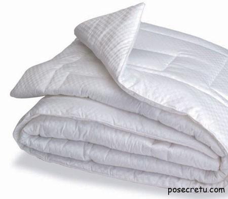 Как правильно выбрать теплое одеяло