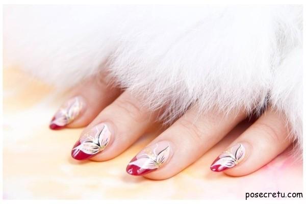 Как правильно нарастить ногти гелем