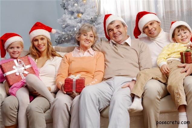 Как справить новый год вместе с детьми