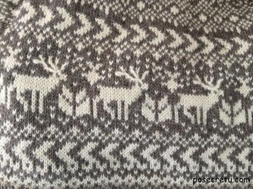 Качественная шерстяная норвежская одежда