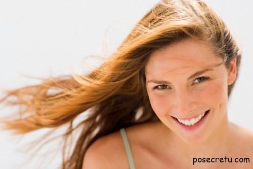 Красота окрашенных волос
