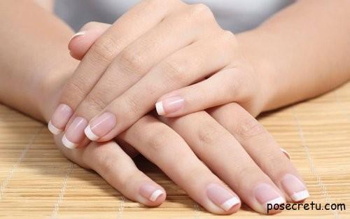 Крепкие и красивые ногти