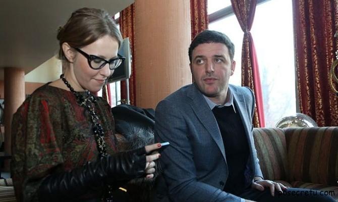 Ксения Собчак ждёт ребёнка