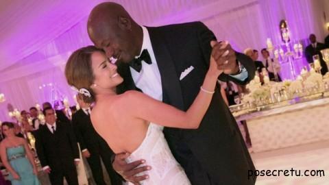 Майкл Джордан женился на колумбийской модели