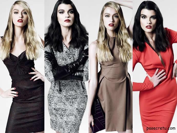 Модные вечерние платья сезона осень – зима 2013 -2014