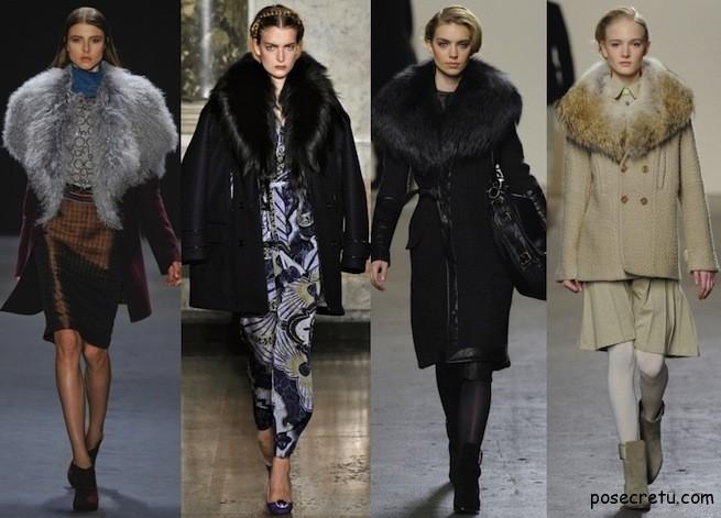 Модные зимние пальто 2014