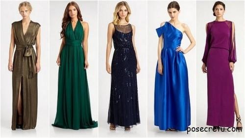 Модные коктейльные платья этого года