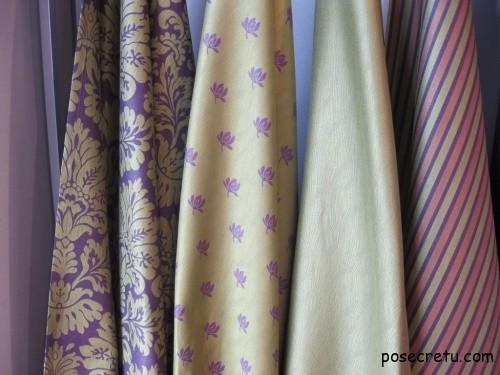 Модные тренды текстильного оформления