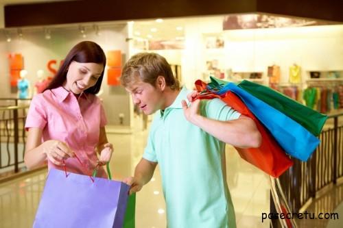Мужчины и шоппинг