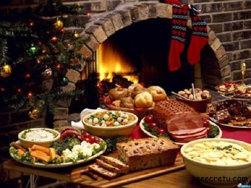 Новогодние застолья - как правильно питаться