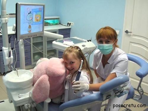 Нюансы детской стоматологии