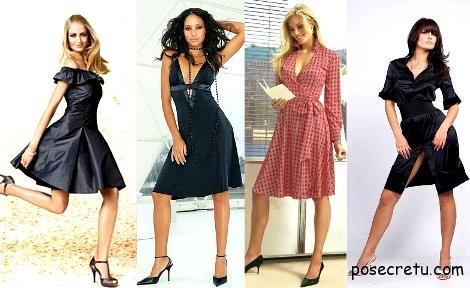 Одежда для невысоких женщин - как выбрать