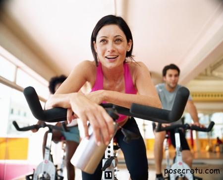 Основные преимущества занятий фитнесом