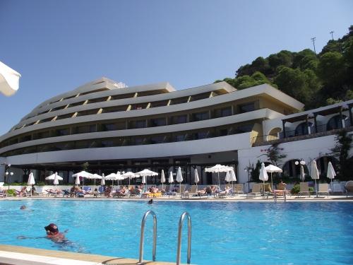 Отель Olympic Palace