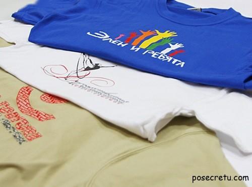 Печать на футболках - обзор технологий