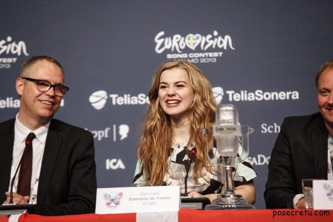Победительница Евровидения