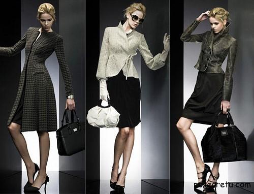 Популярные офисные платья весны 2014