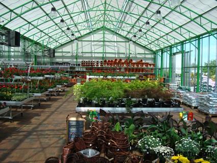 Преимущества садовых центров
