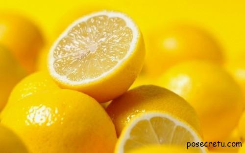 Применение лимона в кулинарии