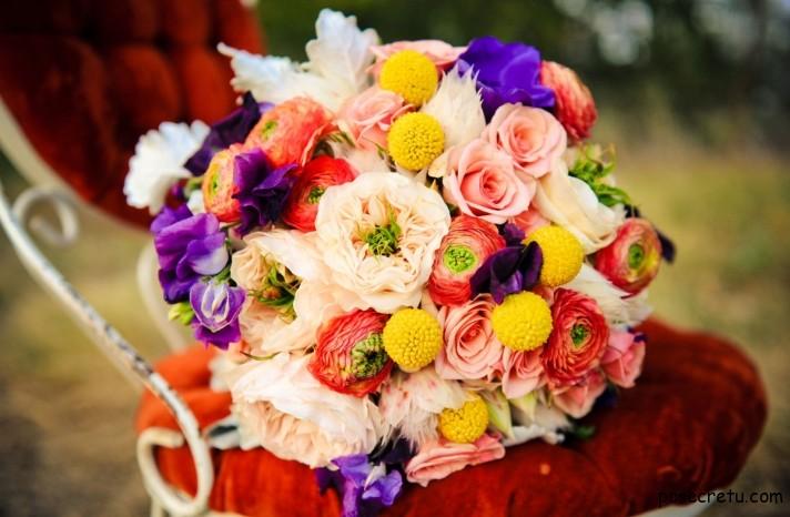 Свадебные букеты у разных народов мира