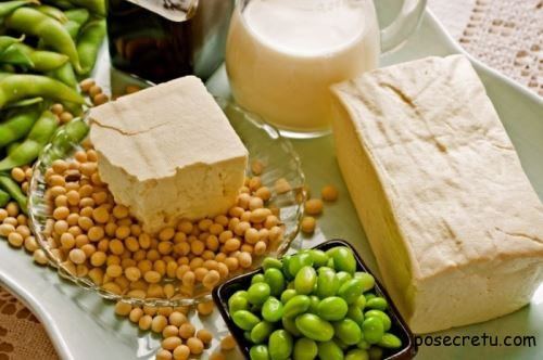 Соевые продукты - вред и польза